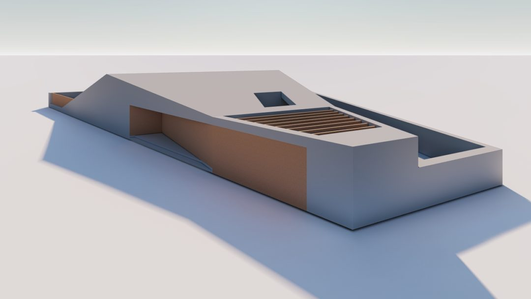 Családi ház koncepcióterv